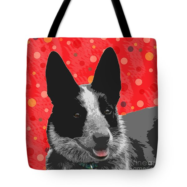 I Am All Ears Tote Bag by Nola Lee Kelsey