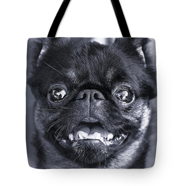 I Am Cute And I Know It Tote Bag by Roger Wedegis