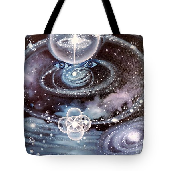 I Am Tote Bag by Dianna Lewis