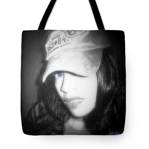I Am Hip Hop Tote Bag
