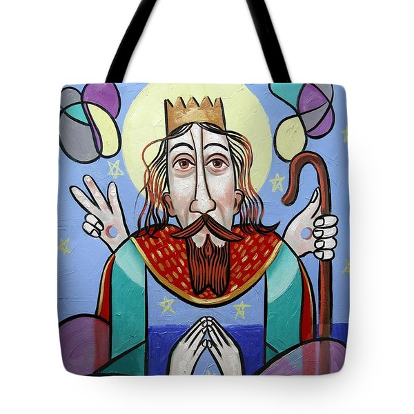 I Am The Way The Truth And The Light Tote Bag by Anthony Falbo