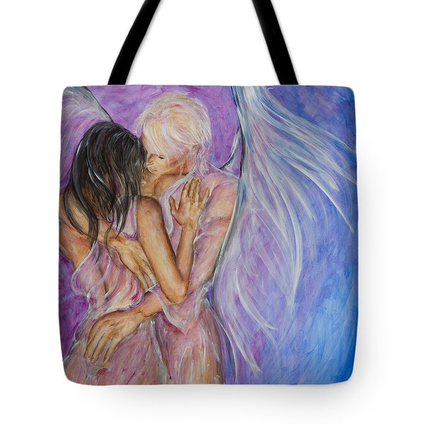 I Believed In You Tote Bag by Nik Helbig
