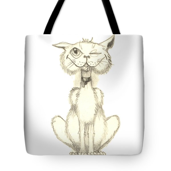 I Can Explain Everything Tote Bag
