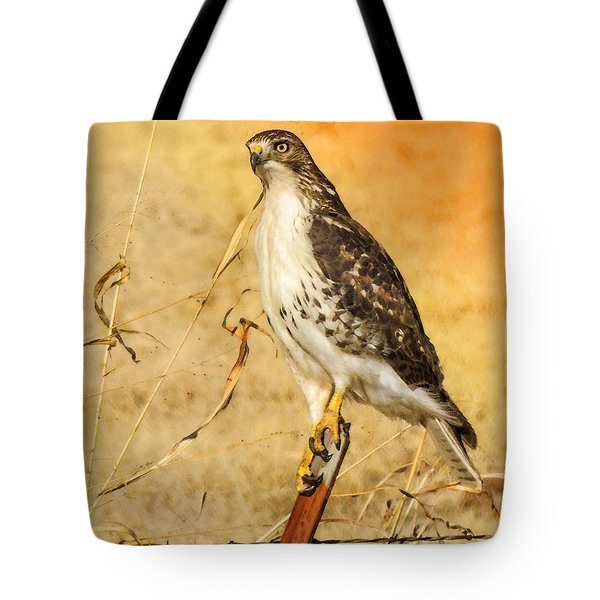 I Can See Clearly Tote Bag by Betty LaRue
