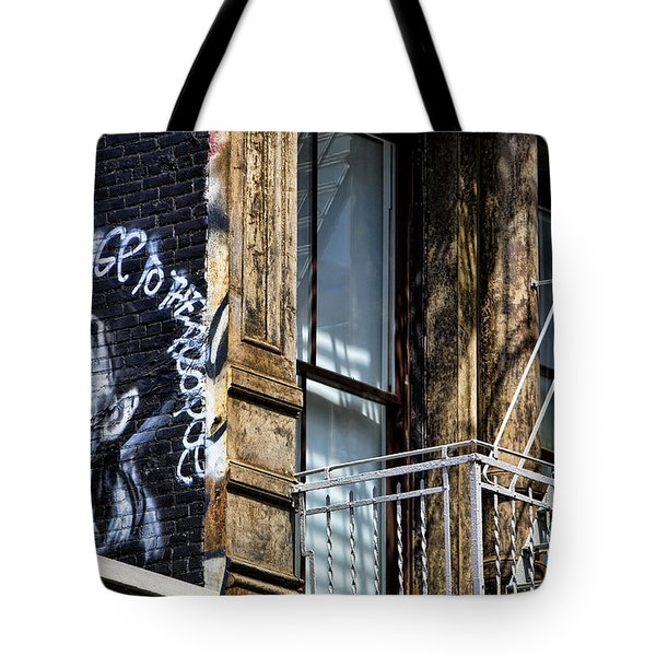 I Can See You Tote Bag by Joanna Madloch