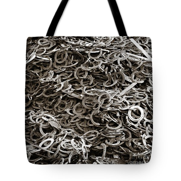 Tote Bag featuring the photograph I Can't Find My Other Shoe by Carol Lynn Coronios