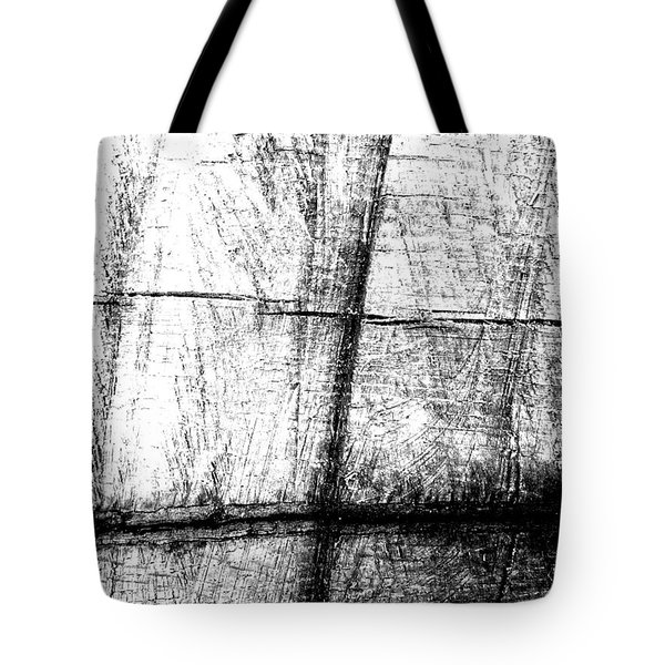Rough Cut Tote Bag