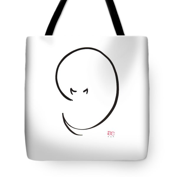 I Contemplate Tote Bag