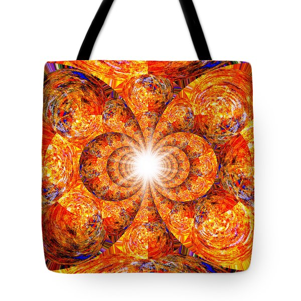 I Could Dream A Million Dreams Tote Bag by Aurelio Zucco
