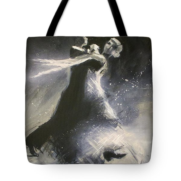 I Could Have Danced All Night Tote Bag