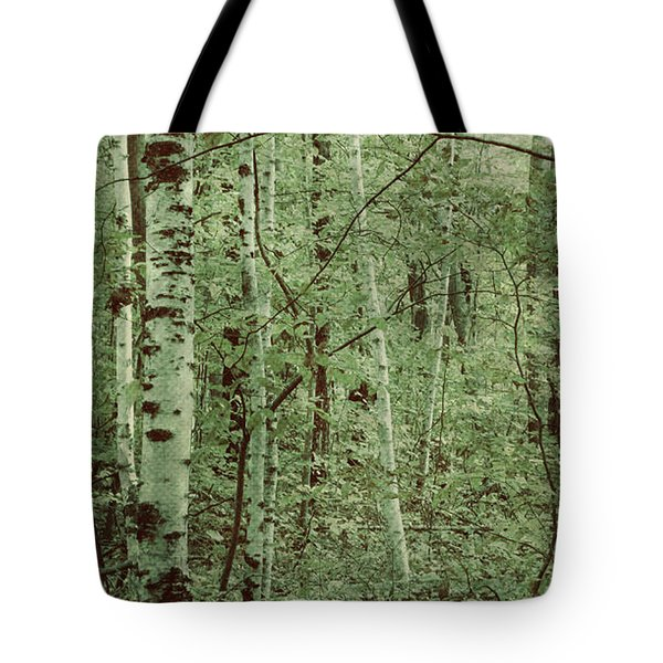Dreams Of A Forest Tote Bag