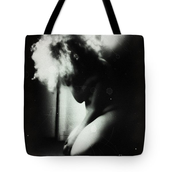 I Fear This Silent Rejection Tote Bag by Jessica Shelton
