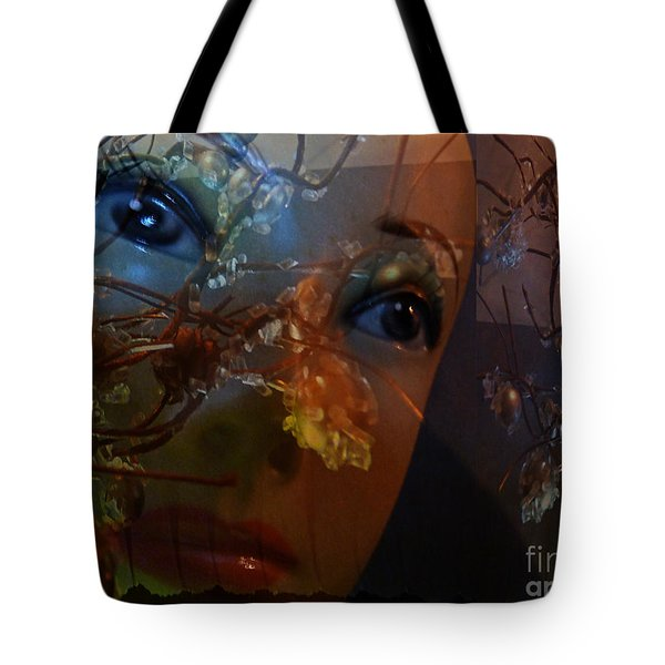 I Feel The Autumn Tote Bag