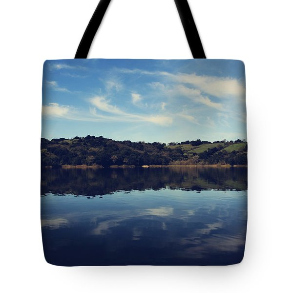 I Float On Anyway Tote Bag by Laurie Search