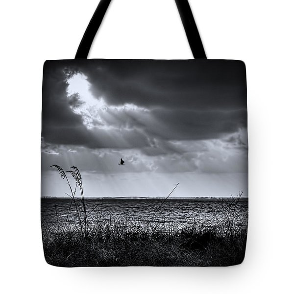 I Fly Away Tote Bag by Marvin Spates