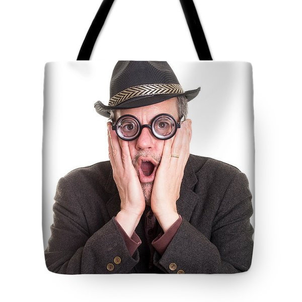 I Forgot Your Birthday Tote Bag by Edward Fielding