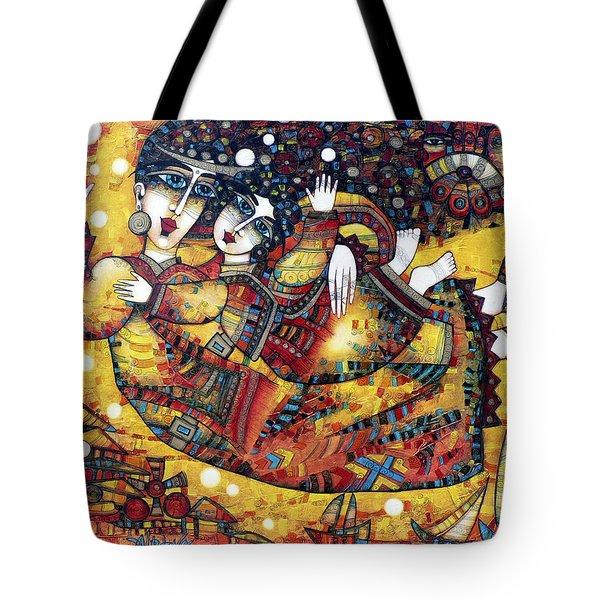 I Give You My Dreams Tote Bag