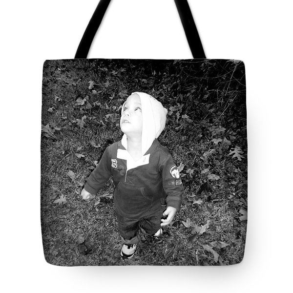 I Hear My Angel's Calling Tote Bag by Ester  Rogers
