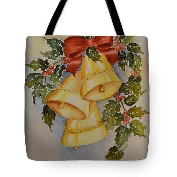 I Heard The Bells Tote Bag
