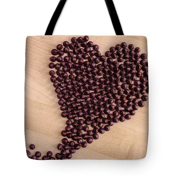 I Heart Chocolate Tote Bag