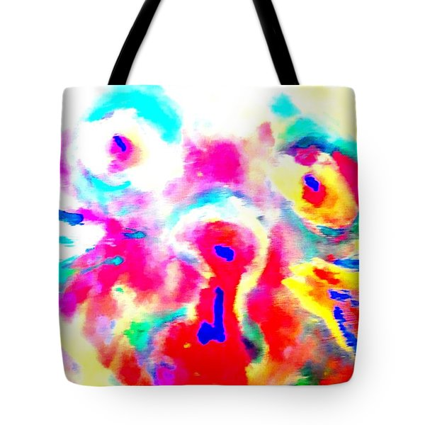 I Just Ate A Sparrow And Now I Will Kiss Your Mouth  Tote Bag