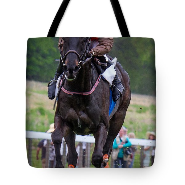 I Just Can't Look Tote Bag by Robert L Jackson