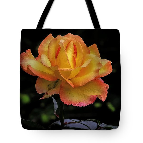 Tote Bag featuring the photograph I Know I'm Beautiful by Hanny Heim