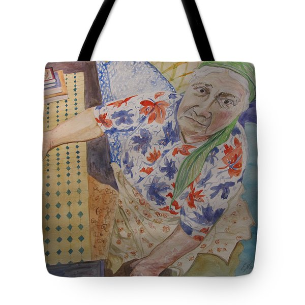 I Know I'm Right  Tote Bag