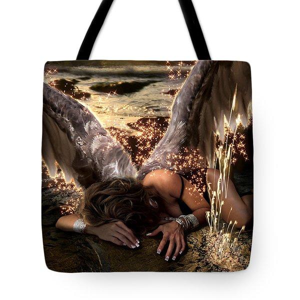 I Know The Sadness You Bear Tote Bag