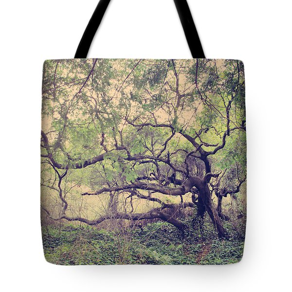 I Know You're Lonely Tote Bag by Laurie Search