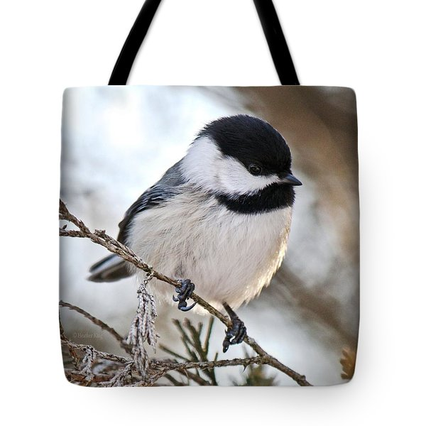 I May Be Tiny But You Should See Me Fly Tote Bag by Heather King
