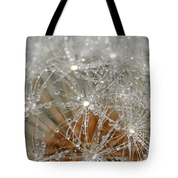 I Might've Gone To Seed But I Still Know How To Party Tote Bag by Peggy Collins