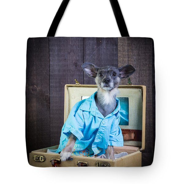 I Need A Vacation Tote Bag by Edward Fielding