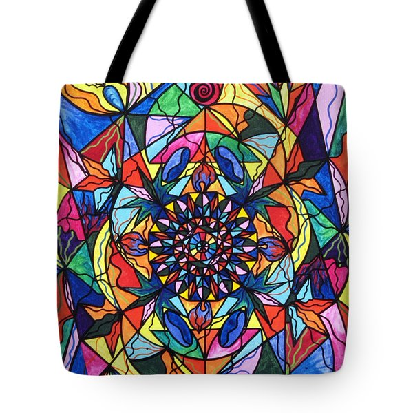 I Now Show My Unique Self Tote Bag