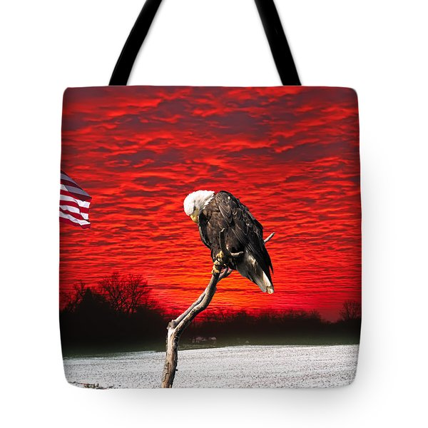 I Pledge Allegiance Tote Bag