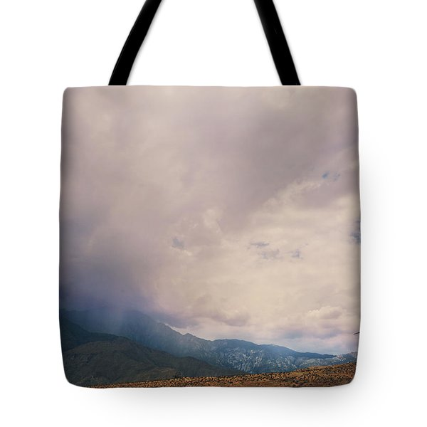 I Predict Rain Tote Bag by Laurie Search