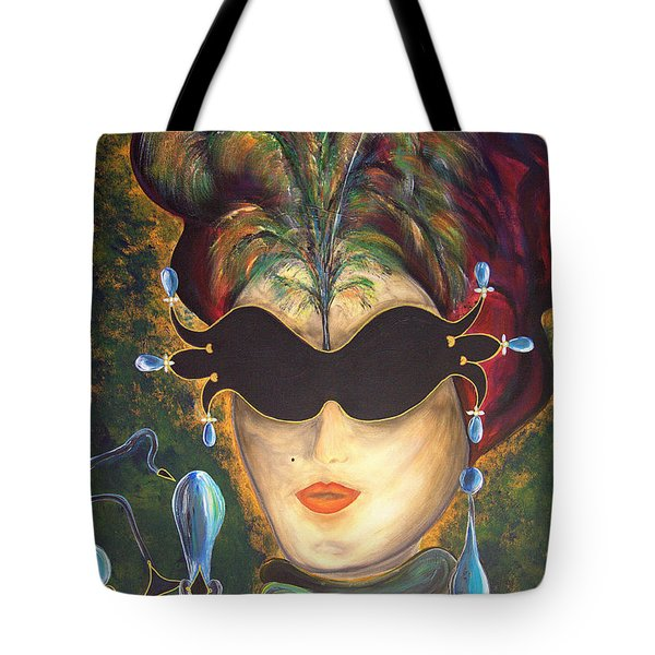 I Put A Spell On You... Tote Bag