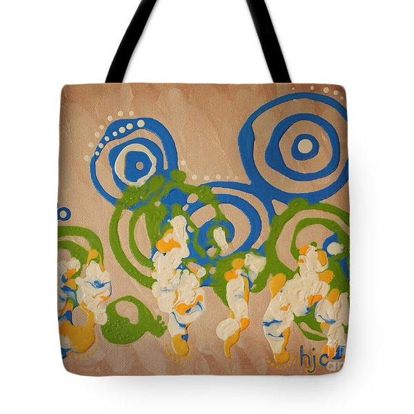I Read The Urantia Book Tote Bag