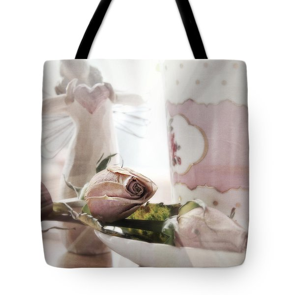 Tote Bag featuring the photograph I Remember Do You by Katie Wing Vigil
