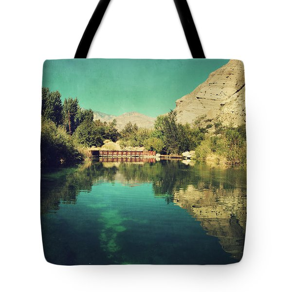 I See Right Through Tote Bag by Laurie Search