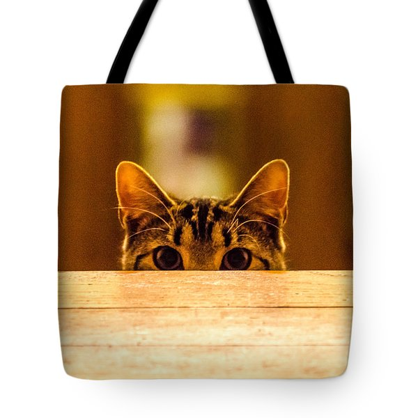 I See You Tote Bag by Mike Ste Marie