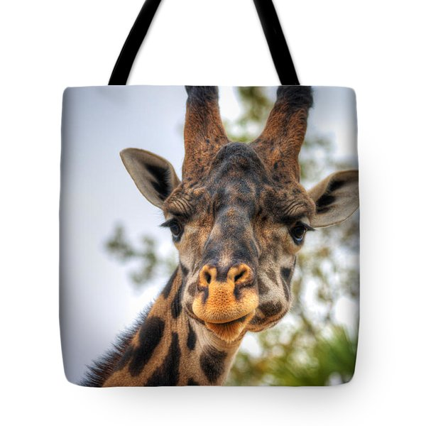 I See You Tote Bag by Tim Stanley