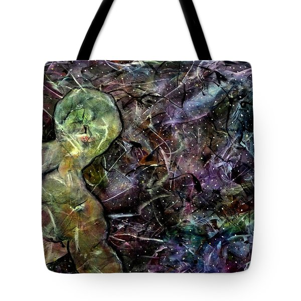 Stardust - I Sing The Body Electric Tote Bag
