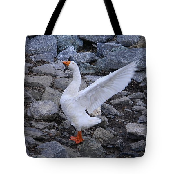 I Sing Your Praise Tote Bag by Emmy Marie Vickers