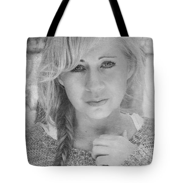 I Still Breathe Your Name Tote Bag by Laurie Search