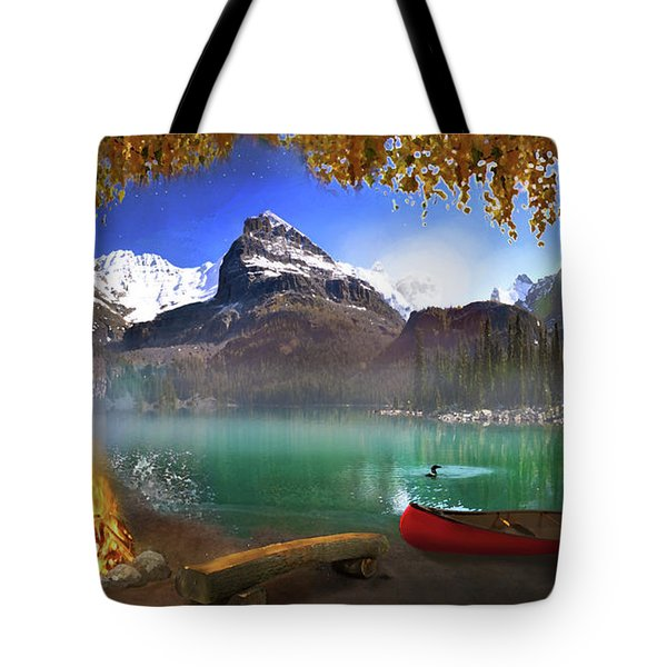 I Stillness I Heal Tote Bag