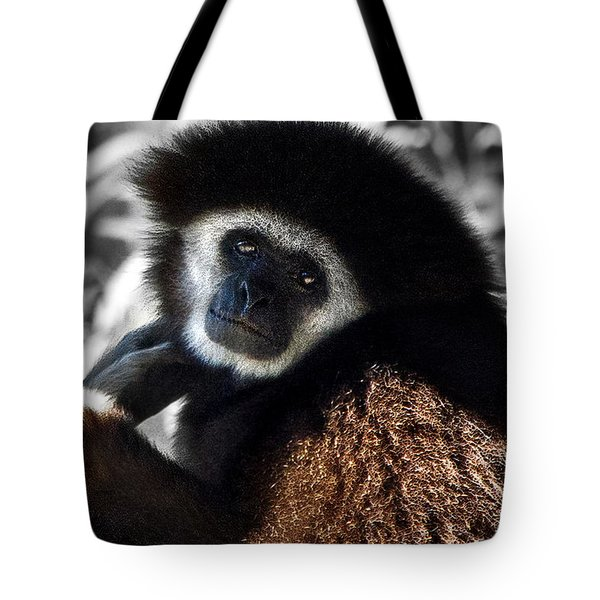 I Think I Could Like You Tote Bag by Miroslava Jurcik