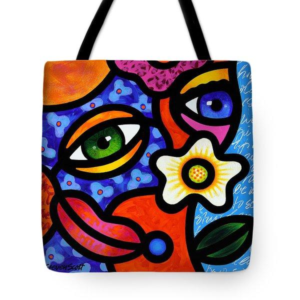 I Think I Like You Tote Bag