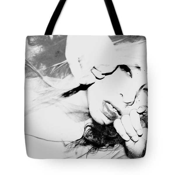 I Wanna See Tote Bag by Jessica Shelton