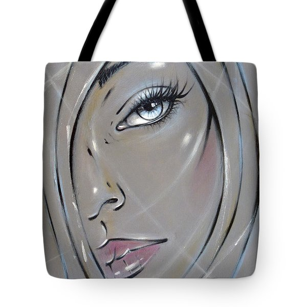 I Want The Truth 310811 Tote Bag by Selena Boron